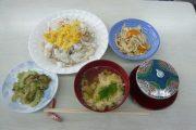 成竣クラブさんの料理教室1