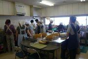 成竣クラブさんの料理教室3